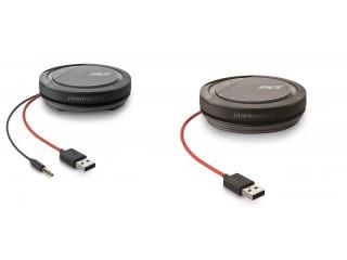 Компания Plantronics выпустила новые портативные USB спикерфоны Calisto