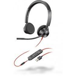 Poly Blackwire 3325 Microsoft USB-A [214016-01] - Проводная гарнитура UC (Plantronics)