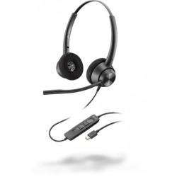Plantronics EncorePro EP320 USB-C [214571-01] - Гарнитура для Call-центра