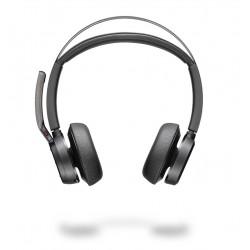 Poly VOYAGER FOCUS 2-M no stand [213726-02] - Bluetooth гарнитура, stereo,  USBA (Plantronics)
